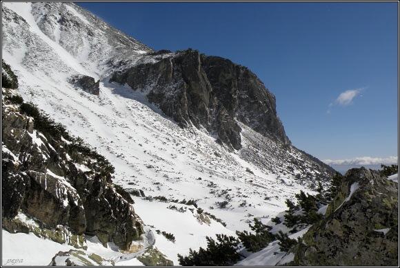Vysoké Tatry. Mlynická dolina