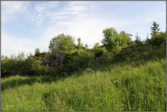 Chočské vrchy, na Liptovském hradě