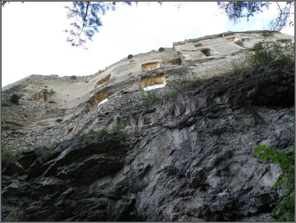 Chočské vrchy, hrad Likava