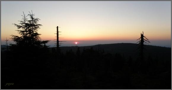 Svítání na Jizeře