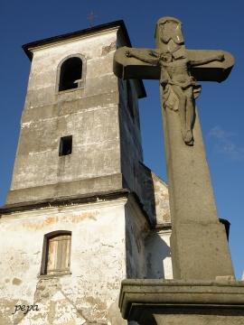Vrchní Orlice. Kostel sv. Jana Nepomuckého