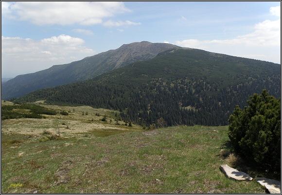 Oravské Beskydy. Babia hora