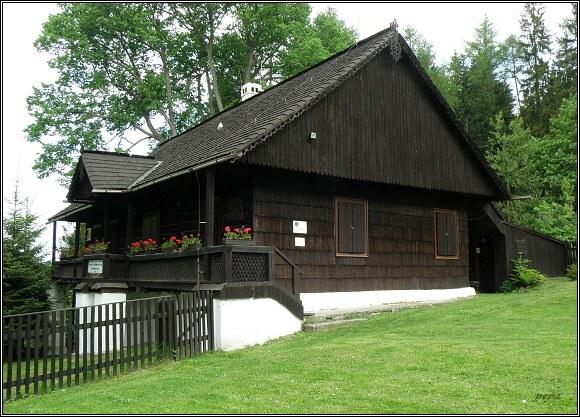 Oravské Beskydy. Hviezdoslavova horáreň