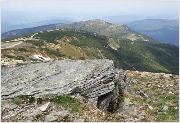 Oravské Beskydy. Malá Babia hora