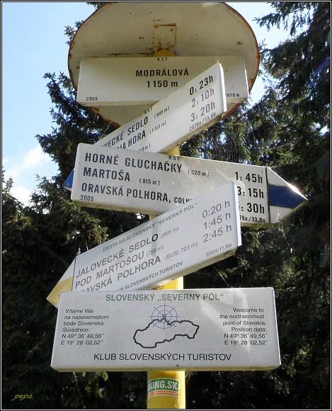 Oravské Beskydy, Modrálová