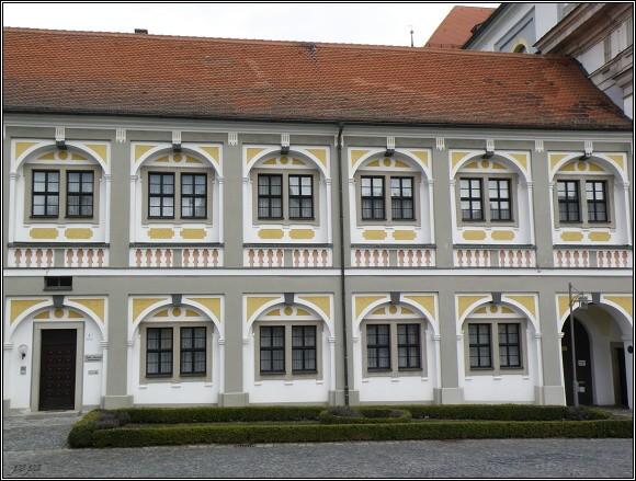 Cisterciátské opatství ve Waldsassenu
