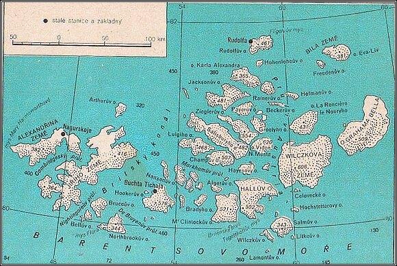 Země Františka Josefa