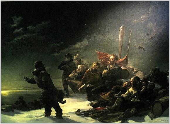 Julius Payer: Nikdy zpět!
