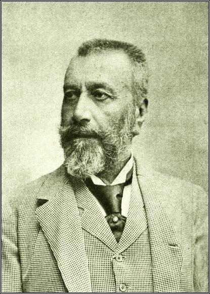 Hrabě Jan Nepomuk Wilczek v roce 1907