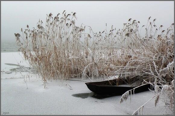 Vzpomínka na zimu VI