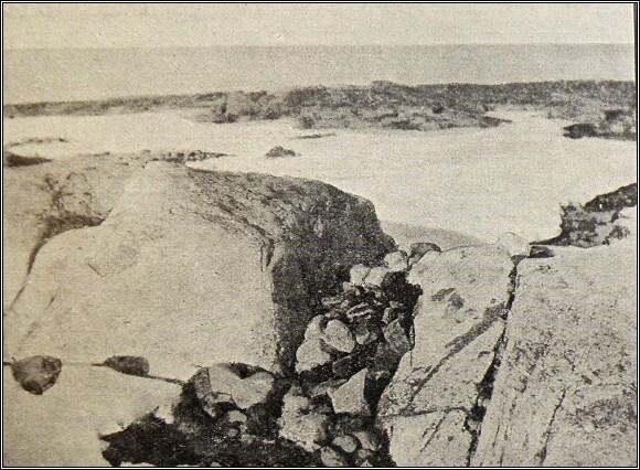 Strindbergův hrob na Bílém ostrově