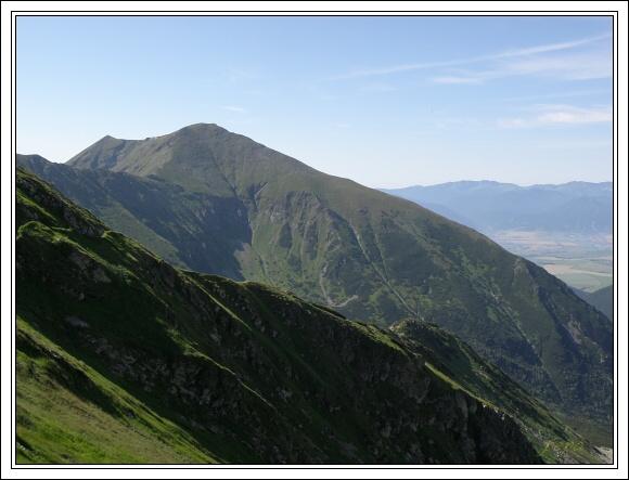 Baranec, Západní Tatry