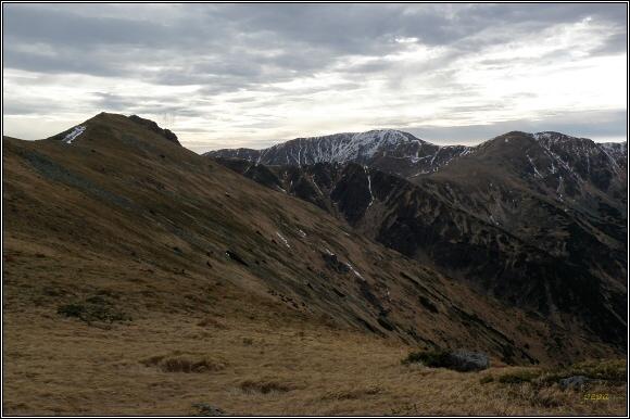 Nízké Tatry. Zákľuky, Skalka a Kotliská