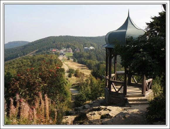 Moravskoslezské Beskydy. Pustevny