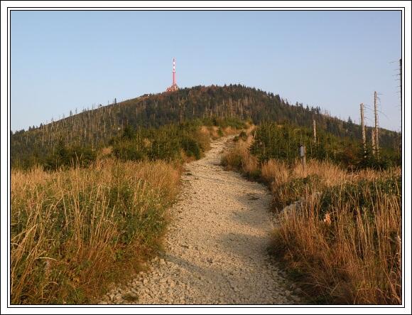 Moravskoslezské Beskydy. Lysá hora