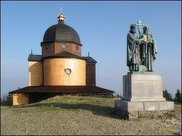 Radhošť, Kaple sv. Cyrila a Metoděje