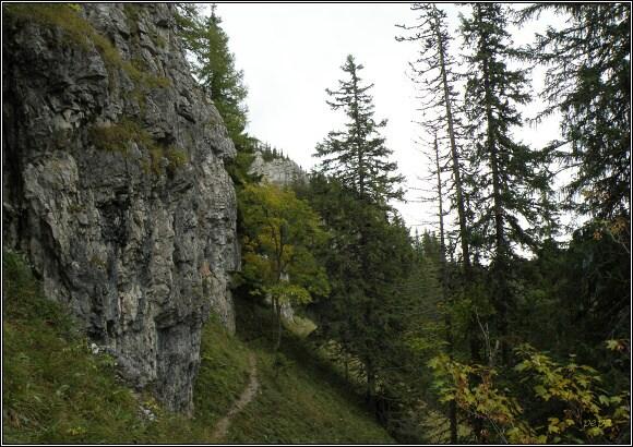 Nízke Tatry. Pusté