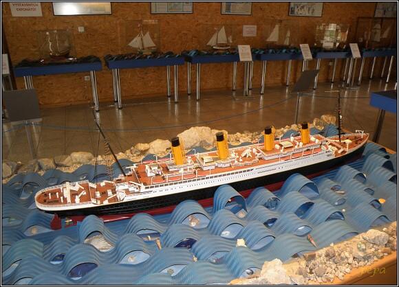 Miniuni Ostrava. Titanic