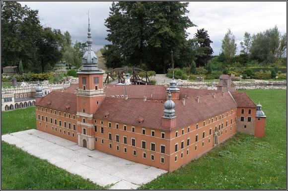 Miniuni Ostrava. Varšava. Královský hrad