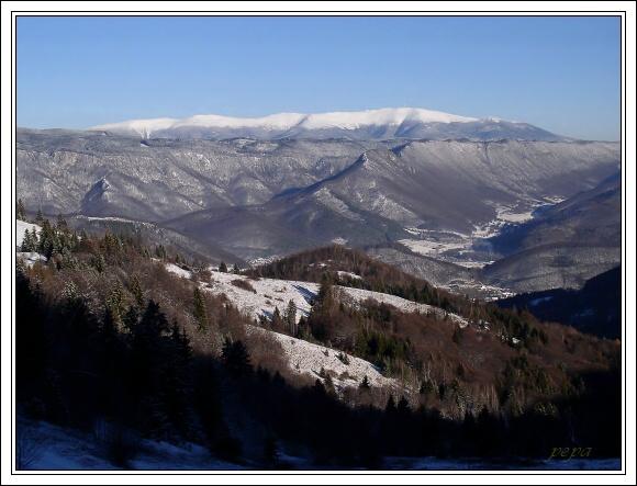 Muránska planina a Nízke Tatry