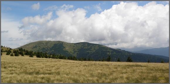 Nízké Tatry. Latiborská hoľa