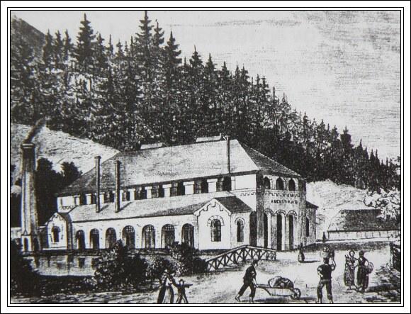 Augustova huta (Pohorelská Maša) roku 1861