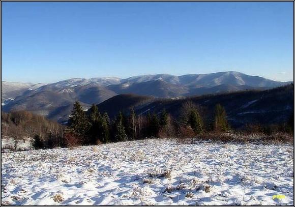 Stolické vrchy od Nemcovej