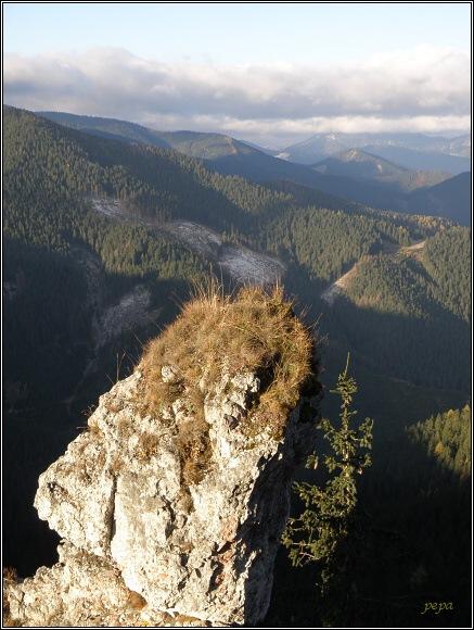 Nízke Tatry, Repiská