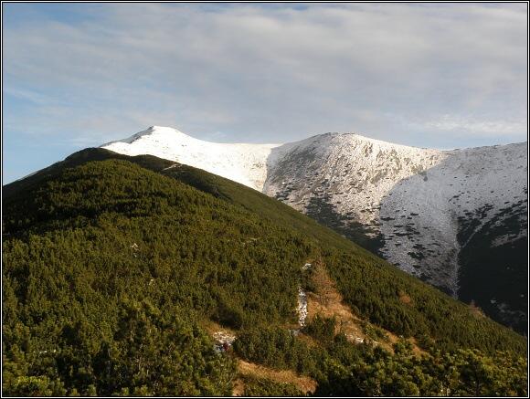 Západní Tatry, Baranec