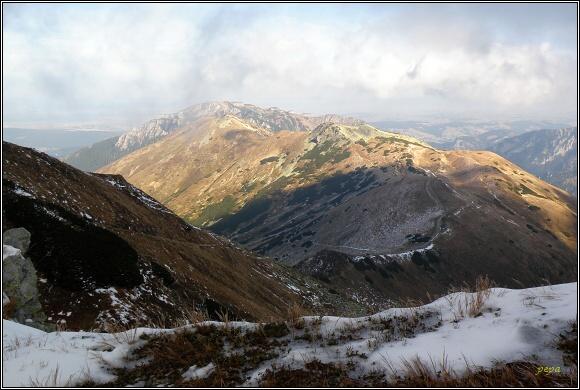 Západní Tatry, Kominiarski Wierch