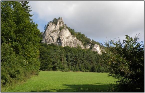 Strážovské vrchy. Súľovské skaly