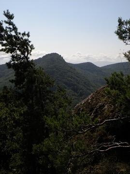 Strážovské vrchy, Žibrid
