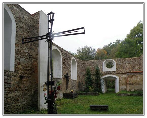 Vysoká. Kostel Narození sv. Jana Křtitele