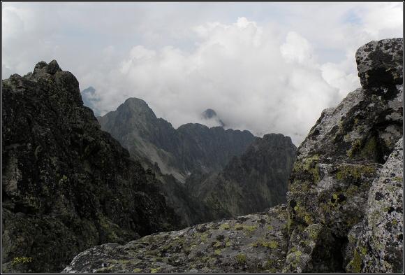 Vysoké Tatry. Baranie rohy (2526 m.n.m.)