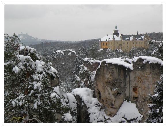 Zimní Český ráj