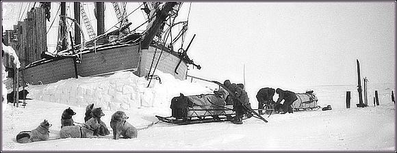 Maud v ledovém zajetí