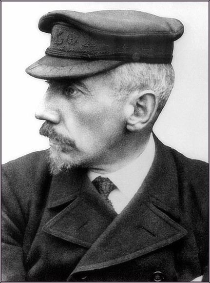 Roald Amundsen (rok 1910)