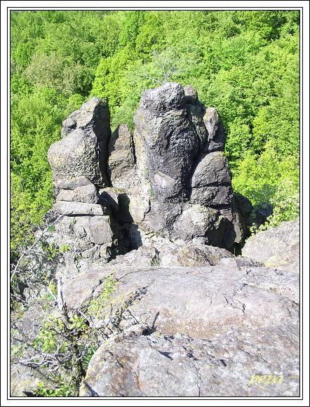 Cerová vrchovina, Pohanský vrch