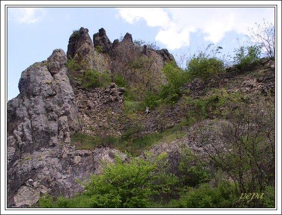 Cerová vrchovina, Hajnáčka
