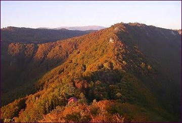 Podzim na Planině