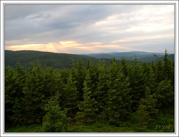 Rychlebské hory a Neznámé vrchy