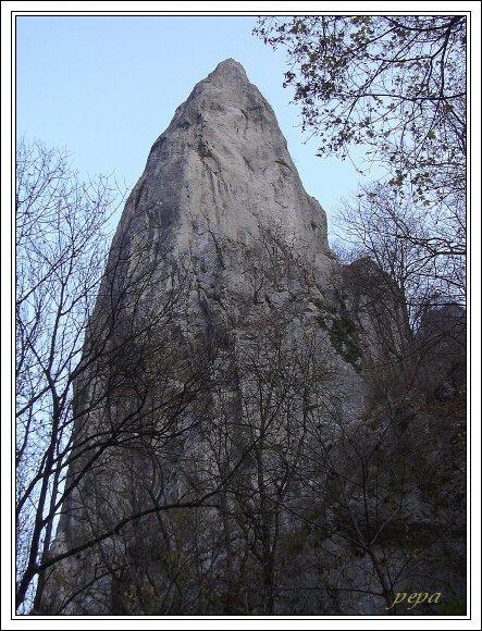 Národný park Slovenský kras, Zádielska dolina, Cukrová homoľa
