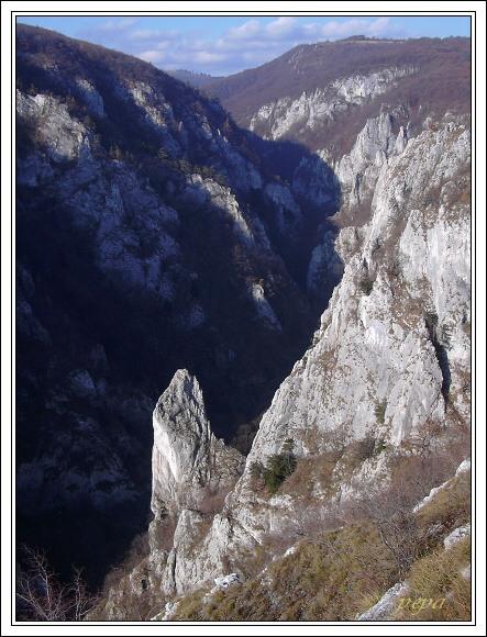 Národný park Slovenský kras, Zádielska dolina