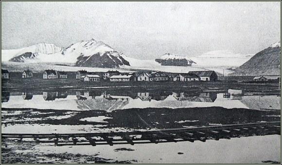Kingsbay, Ny Aalesund