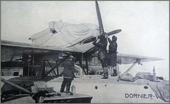 Montáž vrtulí