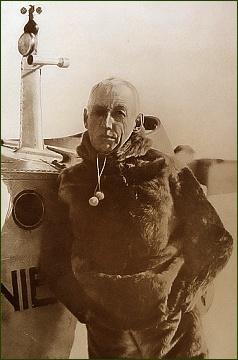 Roald Amundsen a Dornier-Wal N 25