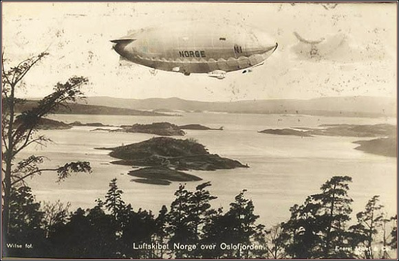 Norge nad Oslofjordem