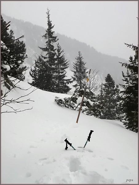 Vysoké Tatry, Mlynická dolina, 2. dubna 2012