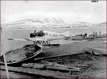 Junkers FW  v Green Harbour