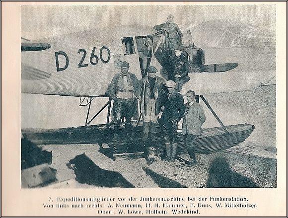Hammer - Junkersova výprava
